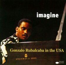 Gonzalo Rubalcaba: Imagine - Live in America CD Blue Note Piano Jazz
