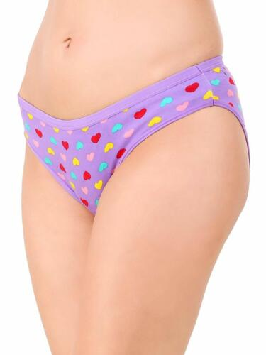 Details about  /Women Bikini Cotton Panty Combo Pack Cheeky Body Short Undies Brief Underwear