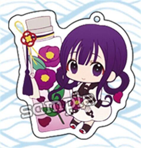 Anime Toilet-Bound Hanako-kun Hanako Sakura Nanamine Keychain Pendant Cosplay