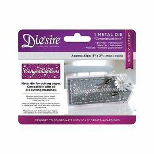 Diesire-5-034-x-2-034-Create-a-Card-039-Congratulations-039-Die