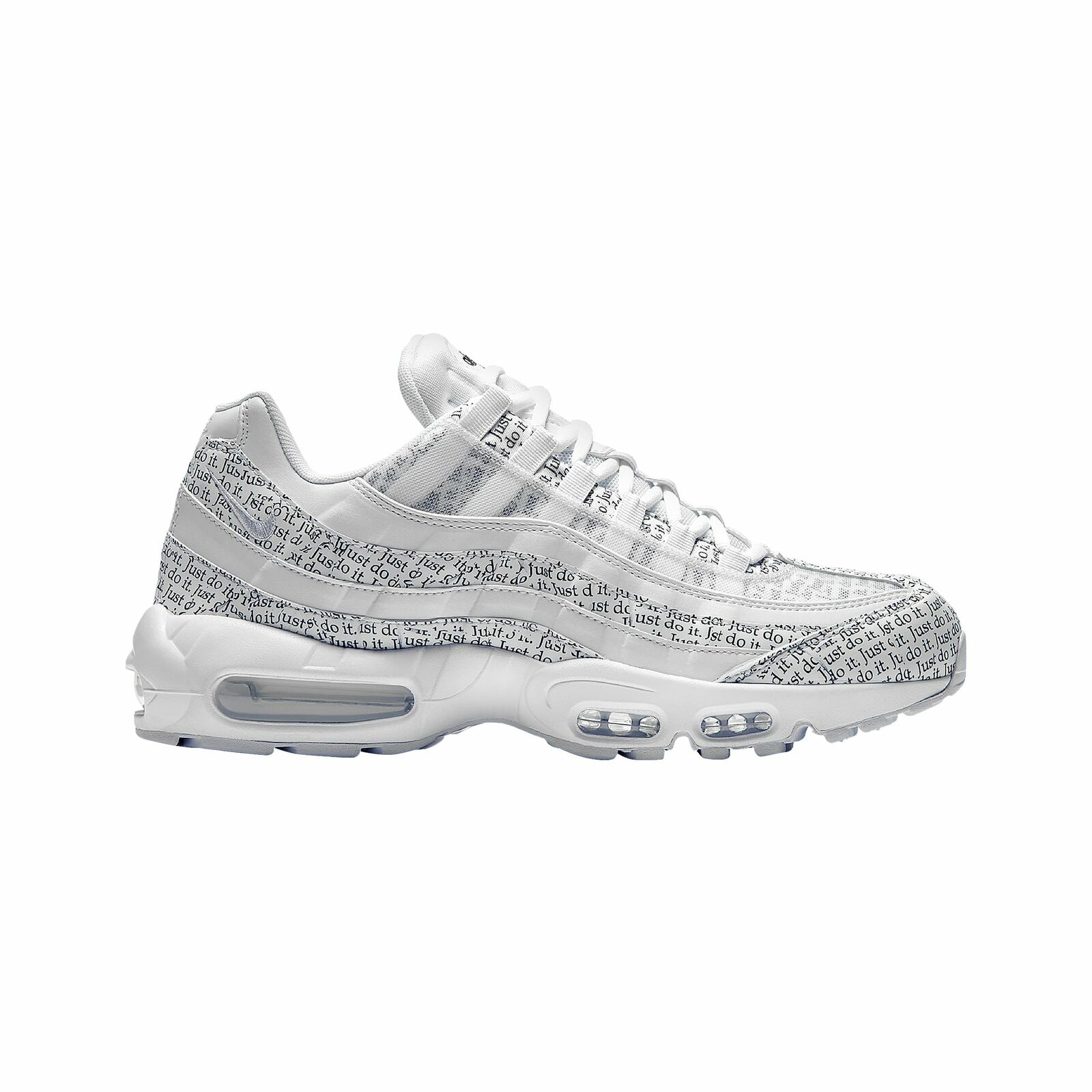74faf2c782b Nike Air Max 95 JDI - Men's White White White Black V6246100 b4336c ...