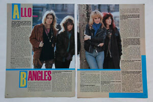The-Bangles-Stranglers-Always-The-Sun-Hoffs-clippings-cuttings-France