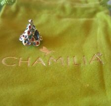 Brand New Chamilia Christmas Tree Multi Color Swarovski 2025-10