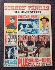 1963 SCREEN THRILLS ILLUSTRATED v.2 #2 The Phantom FN 6.0 Charlie Chan