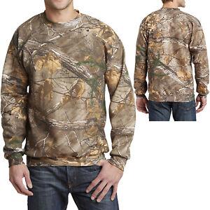 Russell-Camo-REALTREE-XTRA-Crewneck-Sweatshirt-Hunting-S-M-L-XL-2XL-3XL-NEW