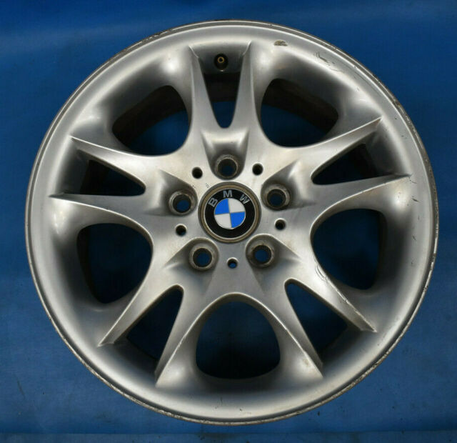 "BMW X3 2004-2010 Used OEM Wheel 17x8 Factory 17"" Rim"