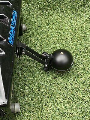 montage Carpe Appât Bateau unique bras noir 3.0 Waverunner Plus Profond Pro Plus CHIRP