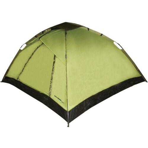 Green Yellowstone Rapid 4 Man Tent 2 Season