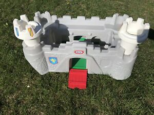 Little Tikes Giant Action Figure Castle Large Almost 3 Ft Long Rare Toy Box Ebay