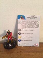 Avengers Assemble Master Pandemonium Marvel Heroclix Rare Figure #047
