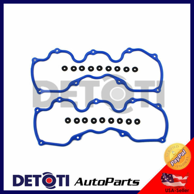 GENUINE 5YR WARRANTY BRAND NEW BGA Cylinder Head Cover Gasket Set RK5386