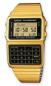 Casio-DBC-611GE-1E-Orologio-Telememo-25-Cronometro-5-Sveglie-Calcolatrice