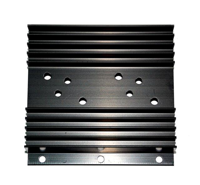 Aluminium Heatsink item#140623262618 x2pcs, item#140784029540 x1