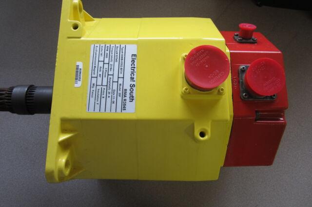 Reparado Fanuc Servo Motor A06b-0352-b731 Modelo 20f A06b0352b731