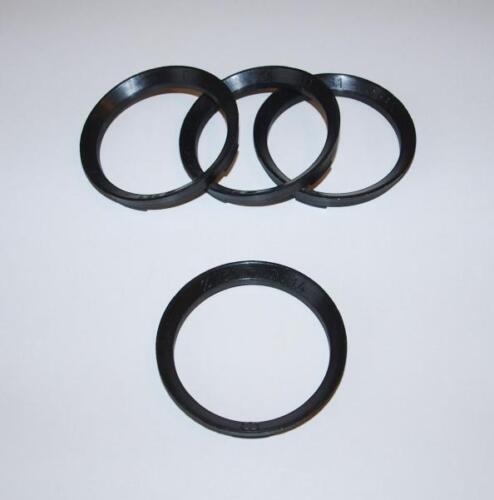 73,1-63,4 mm espita Anillos Para Bk Racing ruedas de aleación