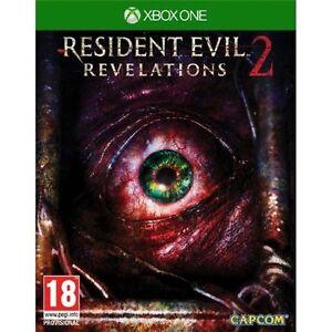 Resident-EVIL-REVELATIONS-2-XBOX-REGNO-UNITO-ORIGINALE-1-One-rilascio-Nuovo-di-zecca