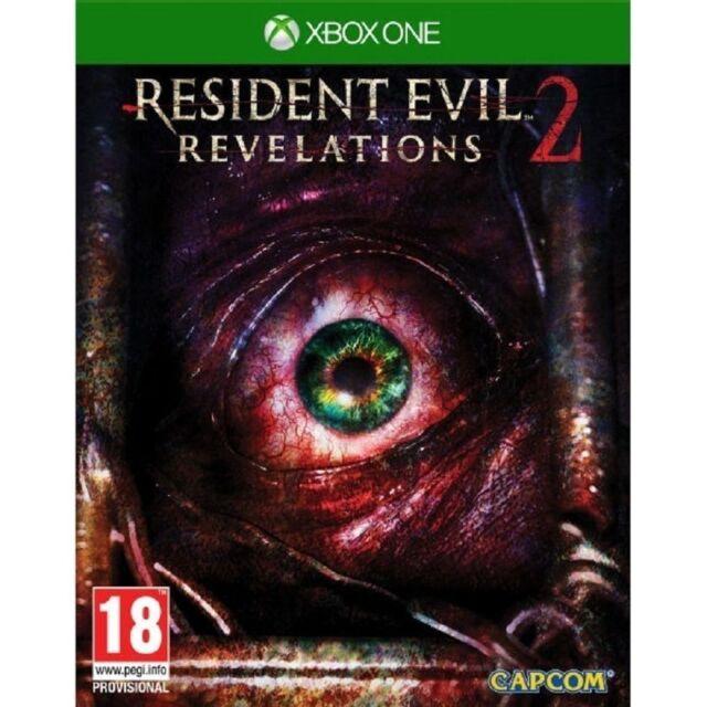 Resident Evil Revelations 2 (Xbox One), Video Games