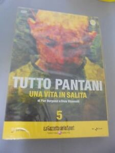 DVD-N-5-TUTTO-PANTANI-MARCO-PANTANI-BY-THE-LIFE-IN-ASCENT-THE-DRAMA-OF-CAMPIGLIO