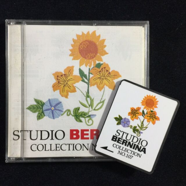 Studio Bernina Embroidery Card Alphabet Letters  for Artista /& Deco Series