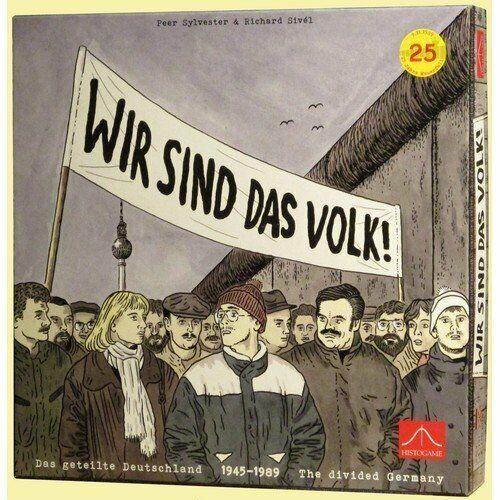 New by Histogame German Edition Wir sind das Volk! English