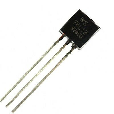 500PCS WS78L09 78L09 TO92 WS TO92 100mA 9V Voltage Regulator NEW
