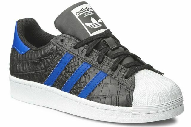 Homme Pour Adidas Bz0196 Originals Noir Superstar Baskets