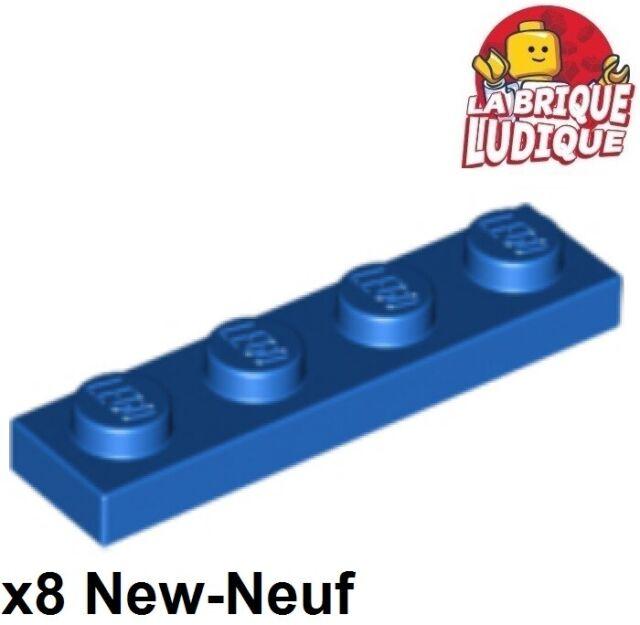 dark bluish gray dunkelgrau plate Star Wars Lego ® 10x 1x4 Platte 3710
