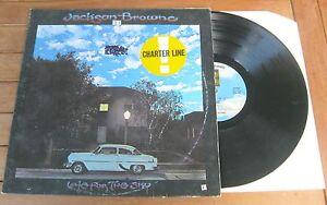 JACKSON BROWNE Late For The Sky (1974) LP VINYL ALBUM - Asylum Records W 43007 - Italia - JACKSON BROWNE Late For The Sky (1974) LP VINYL ALBUM - Asylum Records W 43007 - Italia