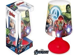 Avengers-Lamp-MV15440-8435507801683-Kids-Euroswan-S-L-Gadget-amp-Keepsakes-Gadg