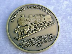 SOLID-BRONZE-MEDALLION-or-COIN-of-the-MIDLAND-COMPOUND-LOCOMOTIVE-16-08-2020-1