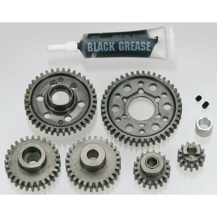 Robinson Racing Products 8007 Steel Fwd Gear Only Wide Ratio Revo T-Maxx 3.3