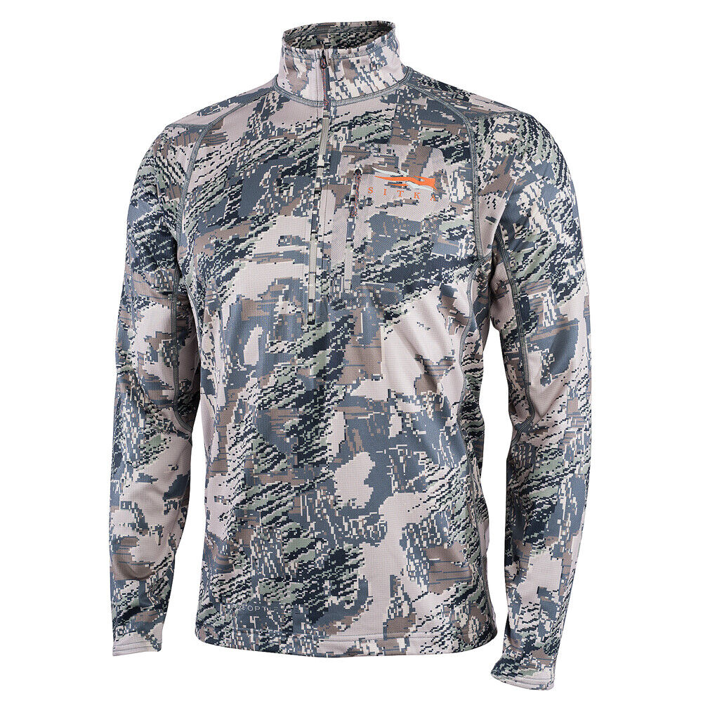 Sitka CORE Mid Wt Zip -T Option Open Country XX Large 10068 -OB -XXL