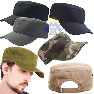 CAPPELLO-Army-MIMETICO-Berretto-MILITARE-Cappellino-BASCO-Uomo-DONNA-Unisex-HAT