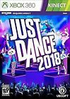 Just Dance 2018 (Microsoft Xbox 360, 2017)