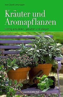 Kräuter und Aromapflanzen: Richtig auswählen, gesta... | Buch | Zustand sehr gut