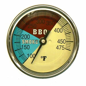 3-034-BBQ-GRILL-SMOKER-PIT-OVEN-THERMOMETER-CHARCOAL-GAS-ELECTRIC-GAUGE-REST-ADJUST