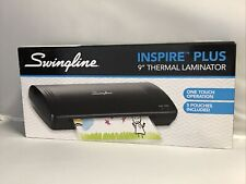 Swingline Inspire Plus 9 Thermal Laminator One Touch Operation 1701822