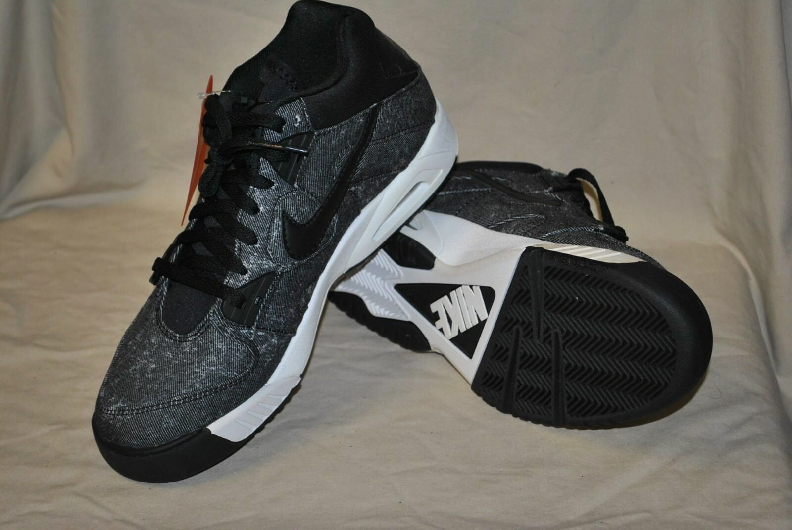 Nike Air Tech Challenge III BadAzz Shoes, Blk/Anthracite-White, 749957-001 Sz8.5 Cheap women's shoes women's shoes