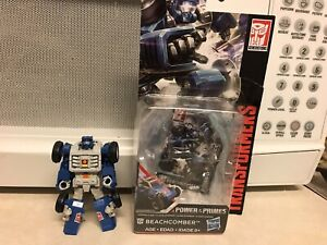 Transformers Power Of The Primes Beachcomber 100% Complete
