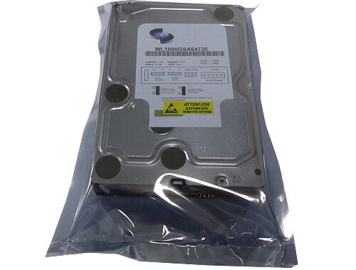"""SATA 3.0Gb//s 3.5/"""" Hard Drive New 1TB 7200RPM 64MB Cache Enterprise Grade"""