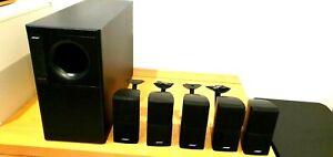 bose cube speakers ebay uk