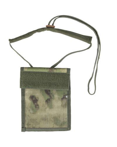 Brustbeutel Neck Wallet Mil-Tacs FG Brieftasche m Tasche Halsband      -NEU