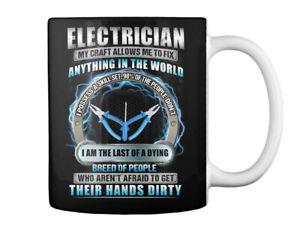 Latest Proud Electrician Gift Coffee Mug Gift Coffee Mug