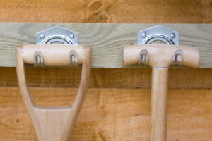 Image Is Loading 10 X Tool Hanger Hooks Set Tools Hang