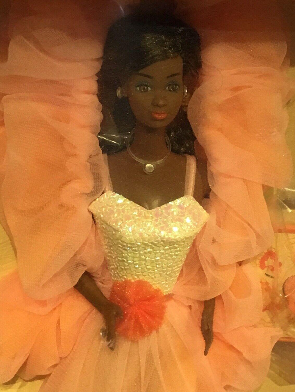 1984 Peaches 'N Cream Barbie AA doll NRFB