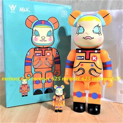 100/% Bearbrick ~ kennyswork Be@rbrick Molly Bee Medicom 400/%