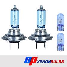 H7 55w BIANCO XENON Headlight Bulbs si adatta MERCEDES-BENZ CLASSE M ML 270 CDI