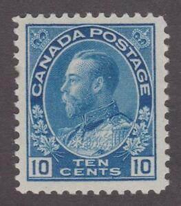 """Canada 1922 #117 King George V """"Admiral"""" Issue MH F/VF"""