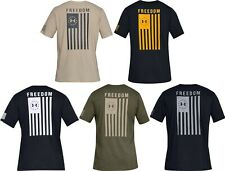 Under Armour Men's UA Freedom Flag Athletic Graphic T-Shirt - 1333350