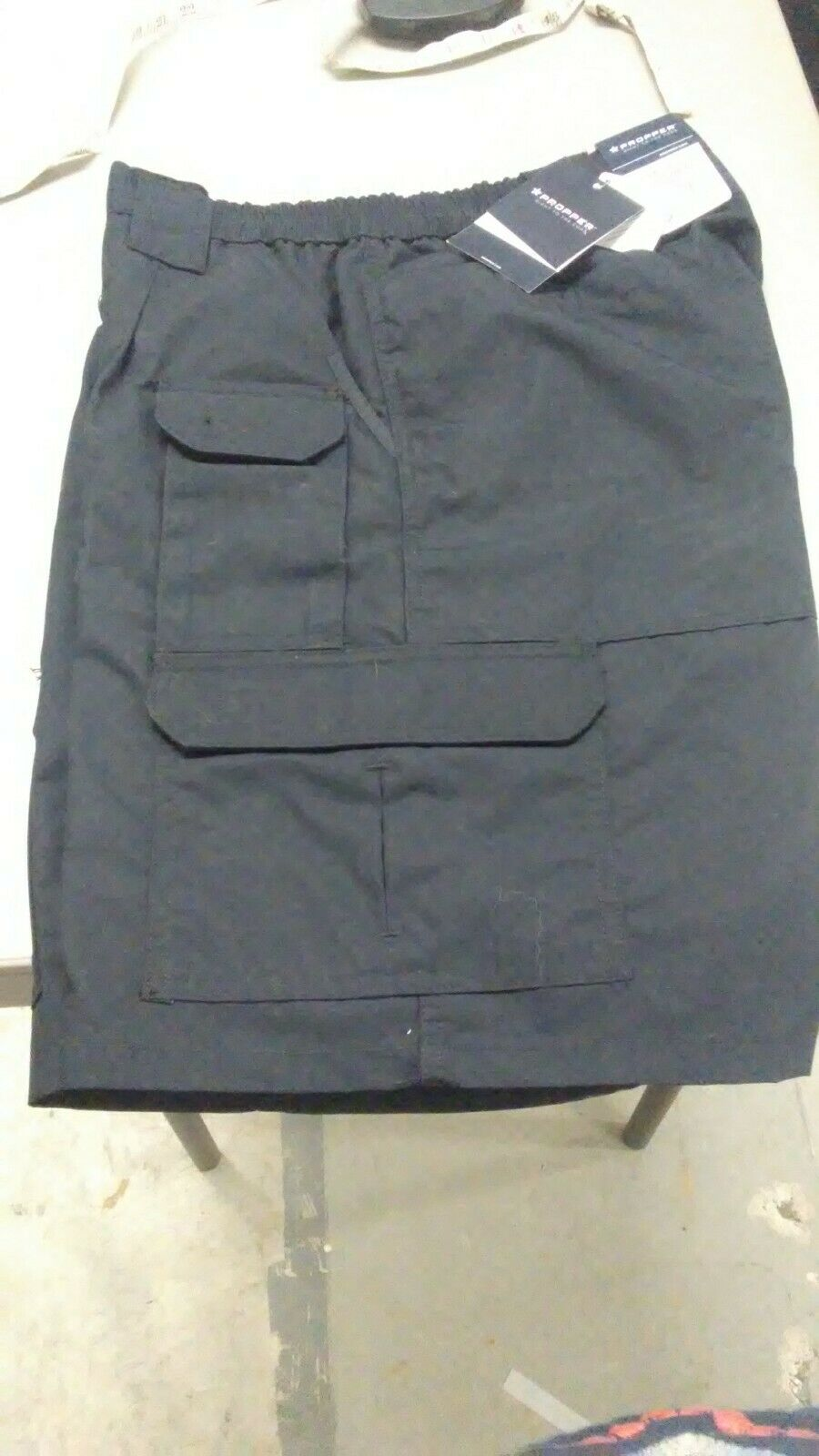 Brand New Propper Lightweight Shorts LAPD Navy bluee Tactical 36 Inches